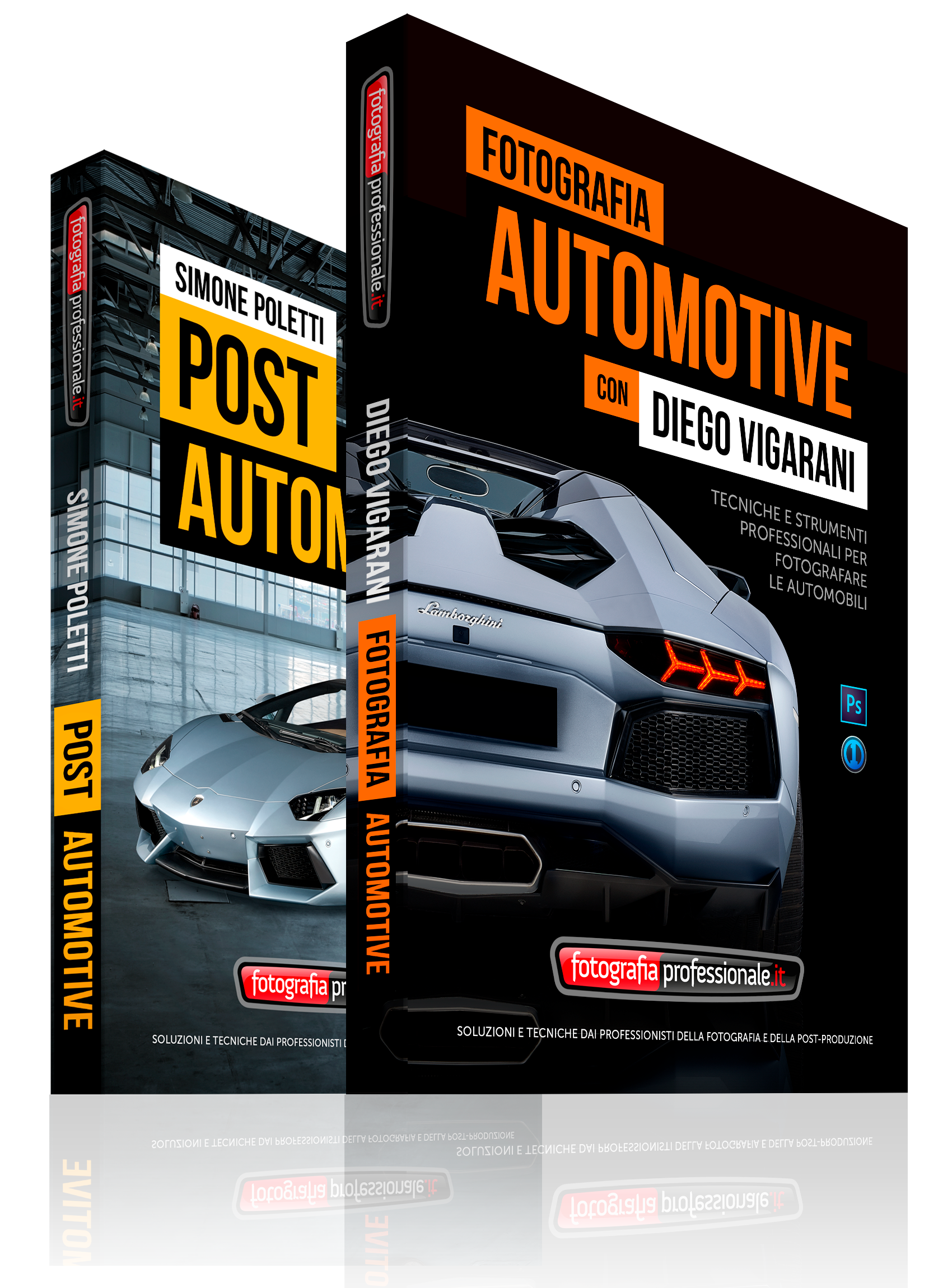 Fotografia e Post Automotive - Video-corsi in bundle di FotografiaProfessionale.it