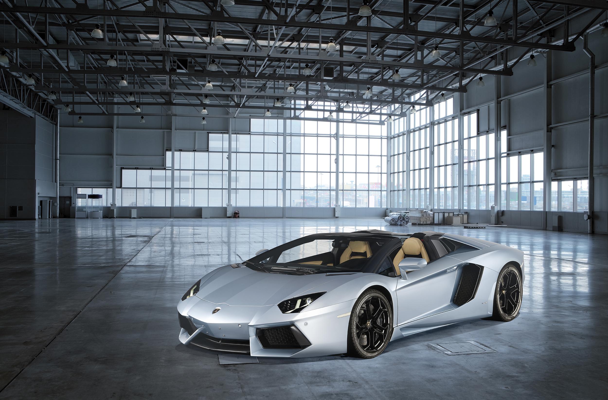 Due nuovi corsi per un'estate in Lamborghini!