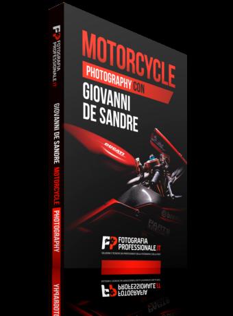"""""""Motorcycle Photography con Giovanni de Sandre"""": video-corso di FotografiaProfessionale.it"""