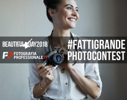 Un Photo Contest per Farti Grande!