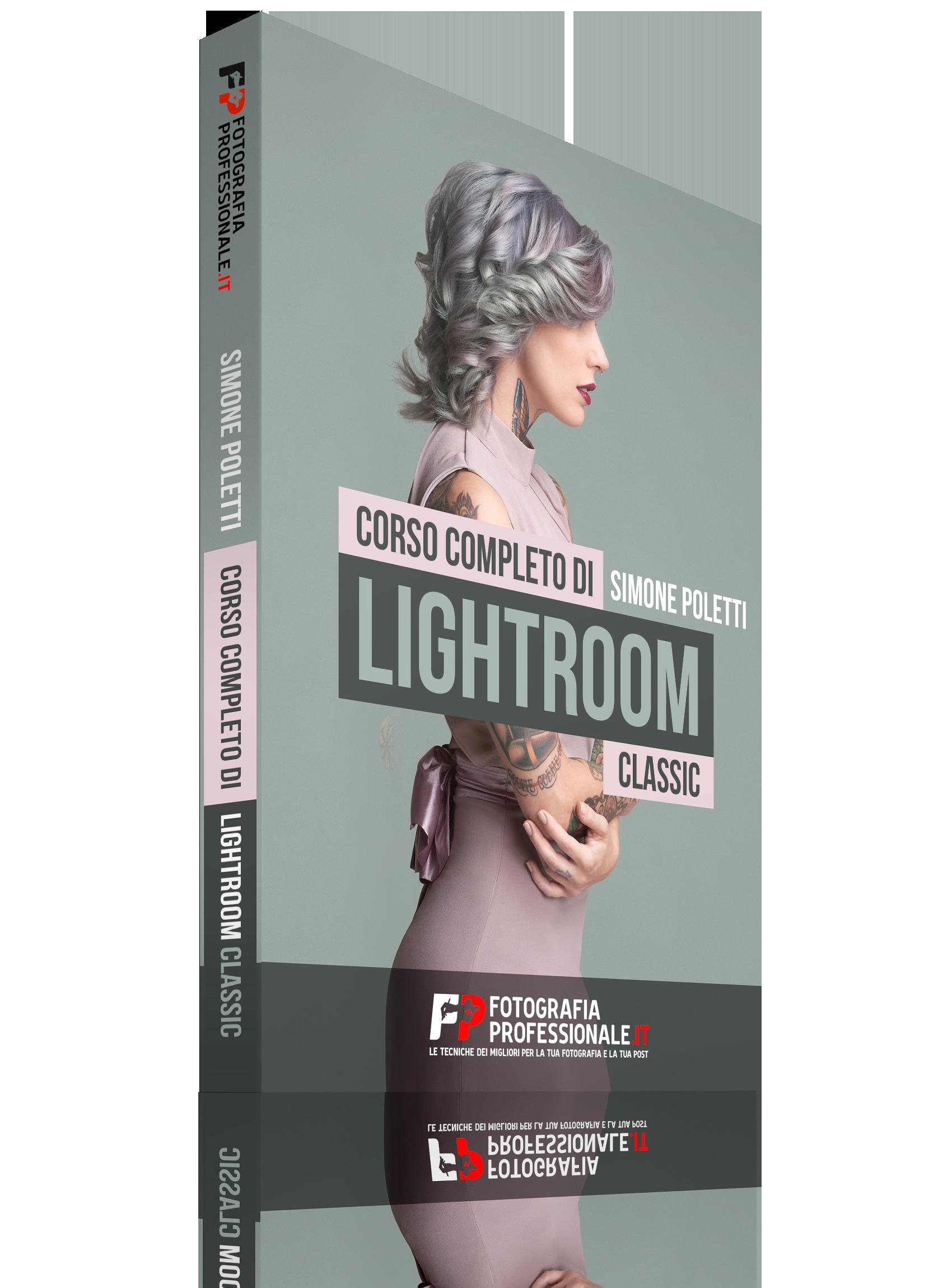 Corso Completo di Lightroom Classic