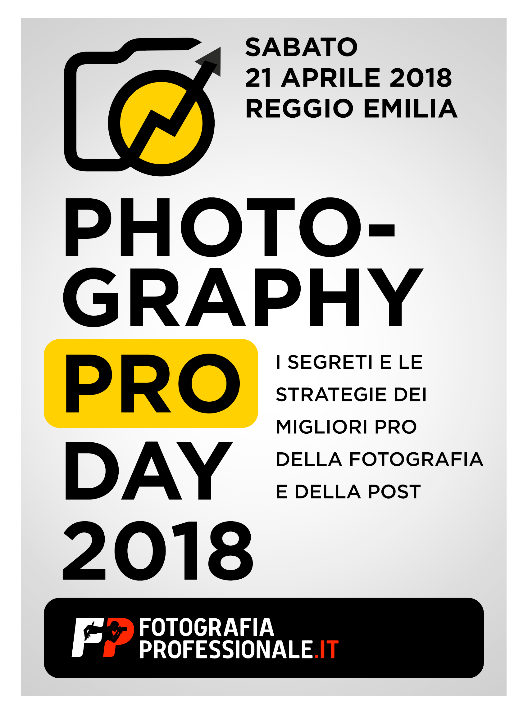 Photography PRO Day 2018