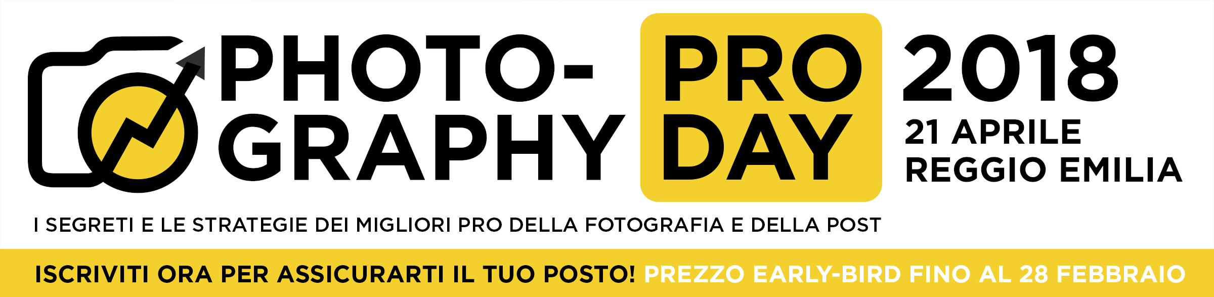 Photography PRO Day 2018 - FotografiaProfessionale