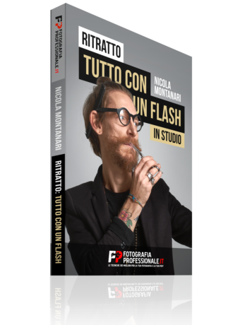 """Ritratto in studio: tutto con un flash!"" - Video-corso di FotografiaProfessionale.it"