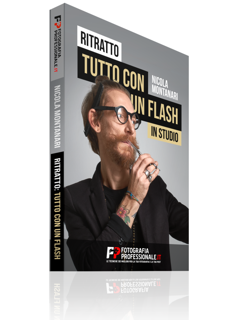 """""""Ritratto in studio: tutto con un flash!"""" - Video-corso di FotografiaProfessionale.it"""