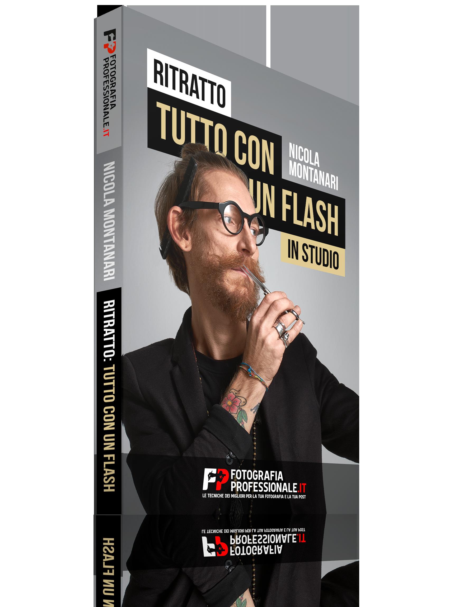 Ritratto in Studio: Tutto con un Flash!