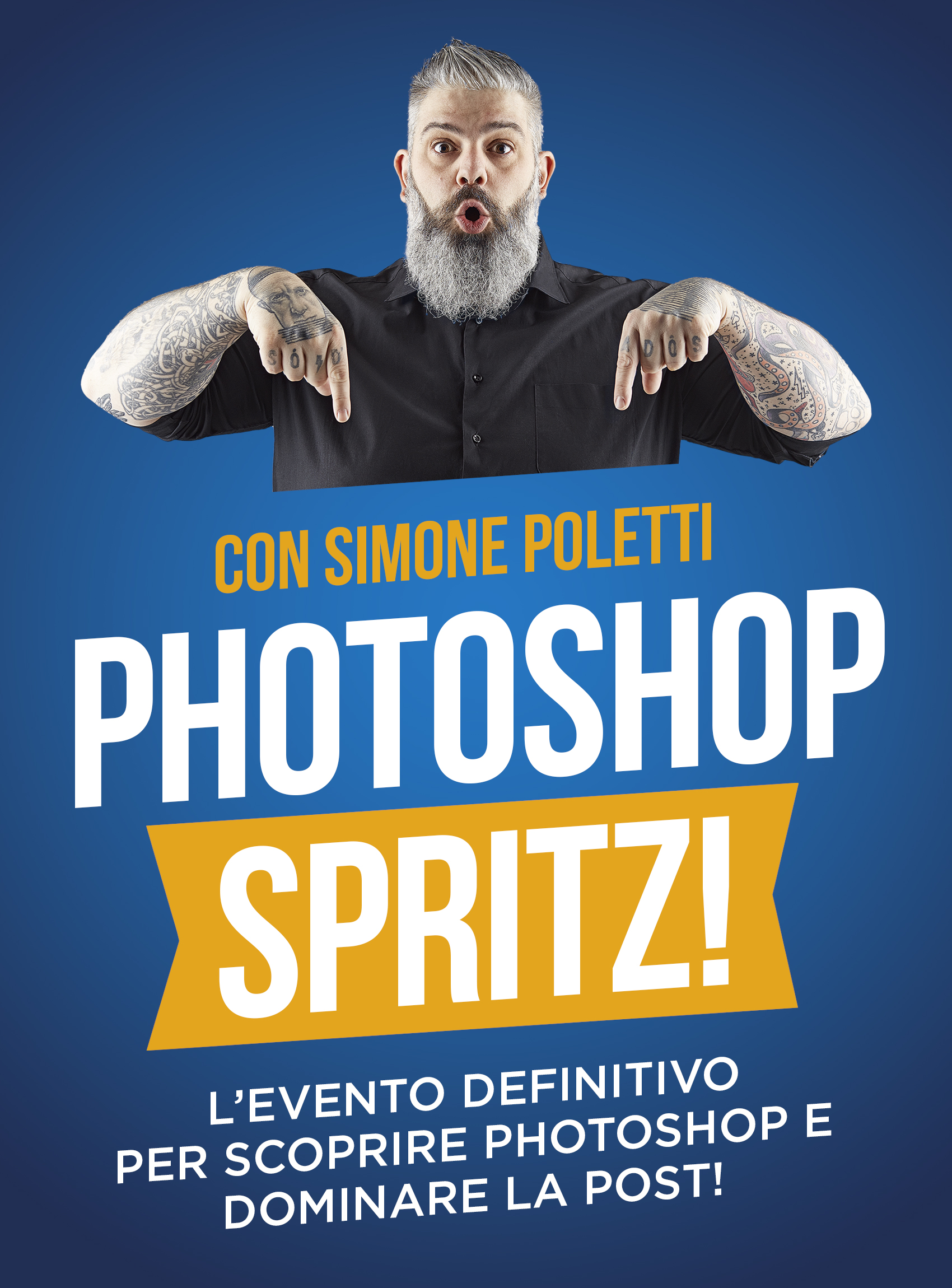 Workshop Photoshop SPRITZ!