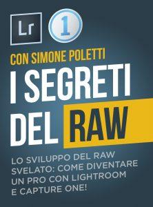 Workshop I segreti del RAW