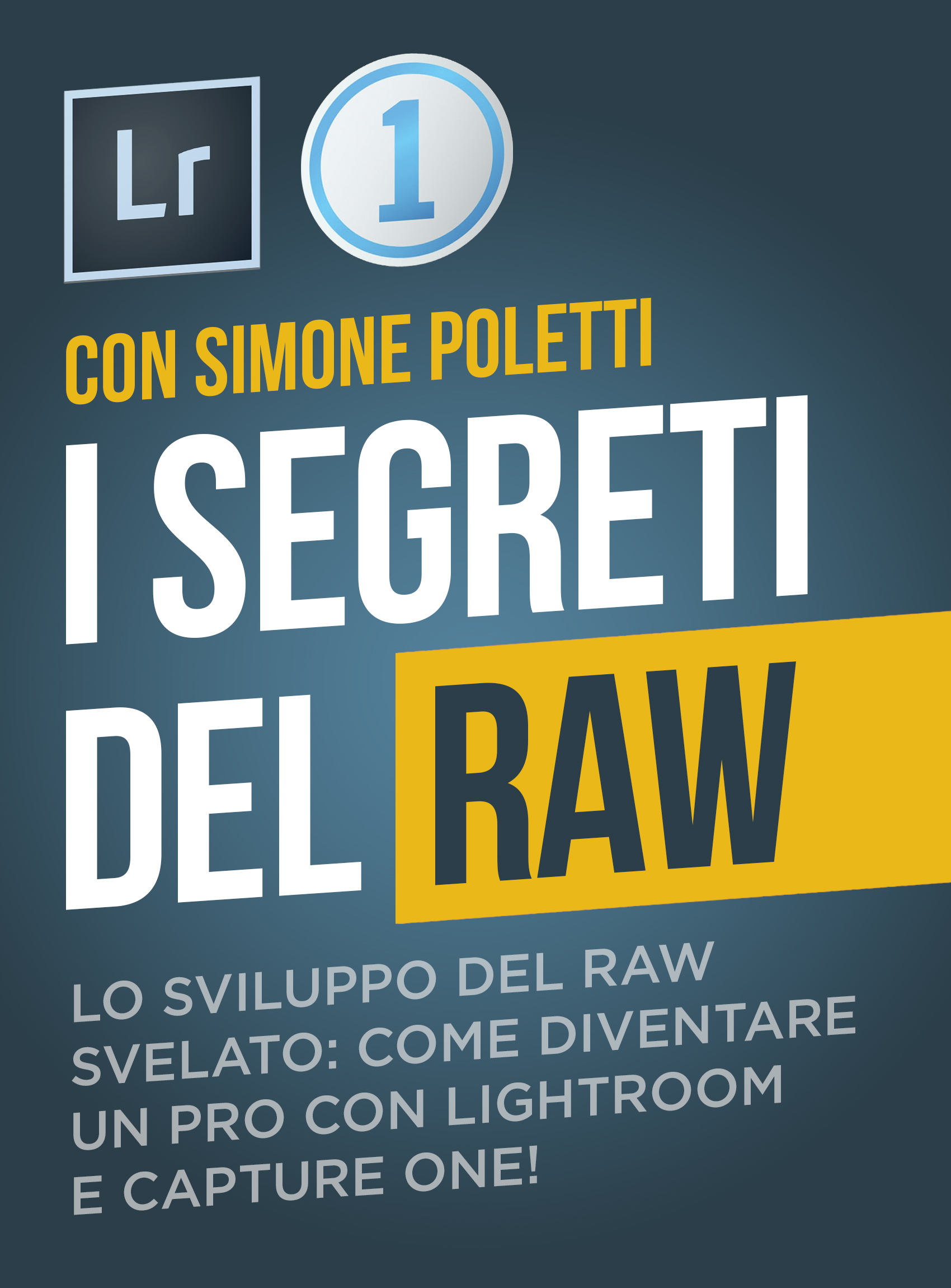 Workshop I segreti del RAW