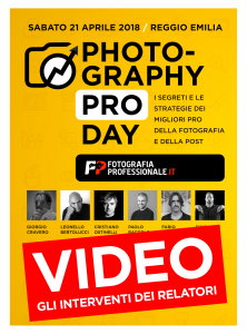 Photography Pro Day 2018 - Video-interventi
