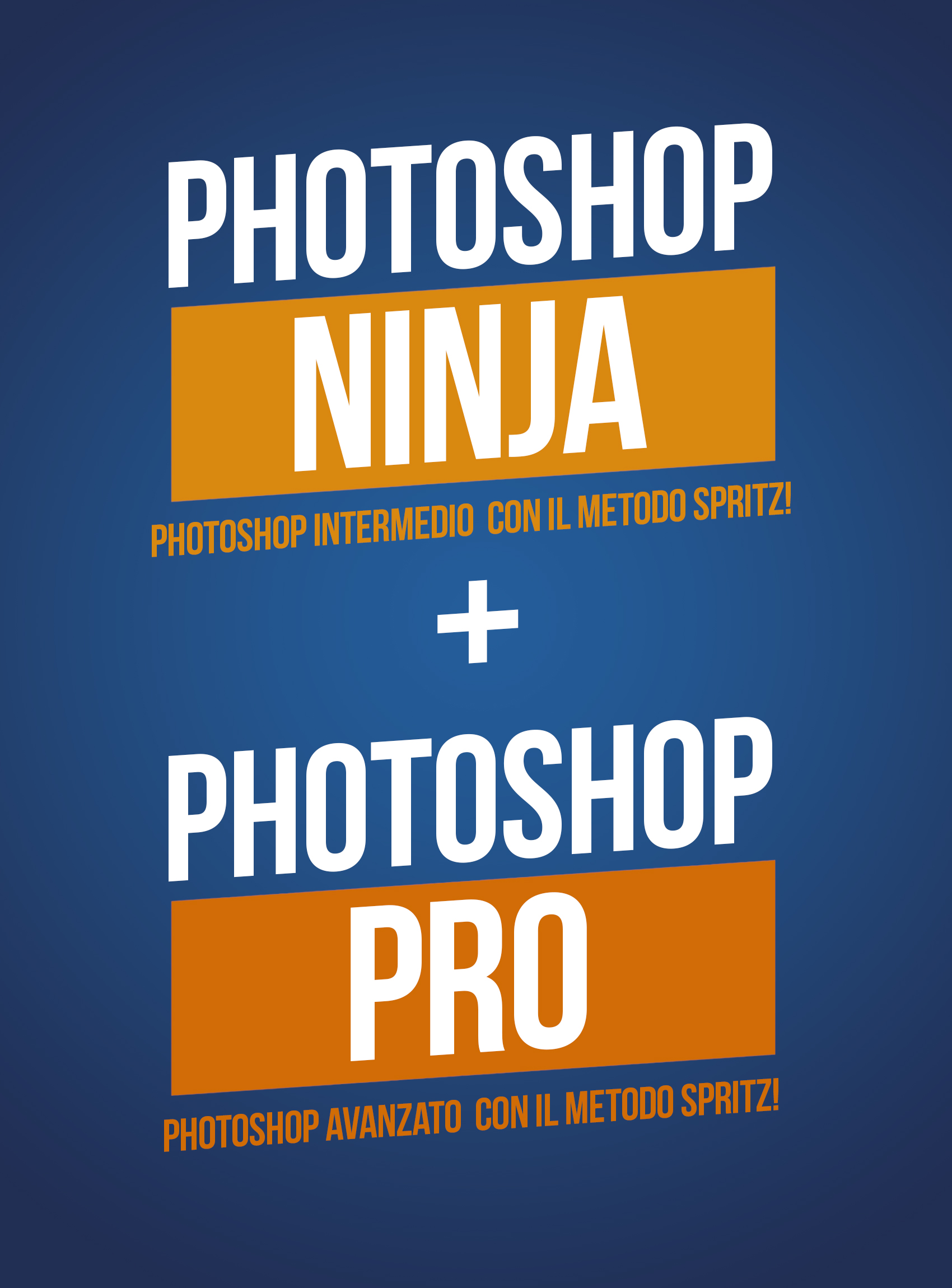 Workshop Photoshop Ninja + Pro