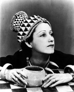 La mode au Congo, 1937
