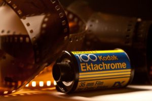 La rinascita dei rullini Ektachrome
