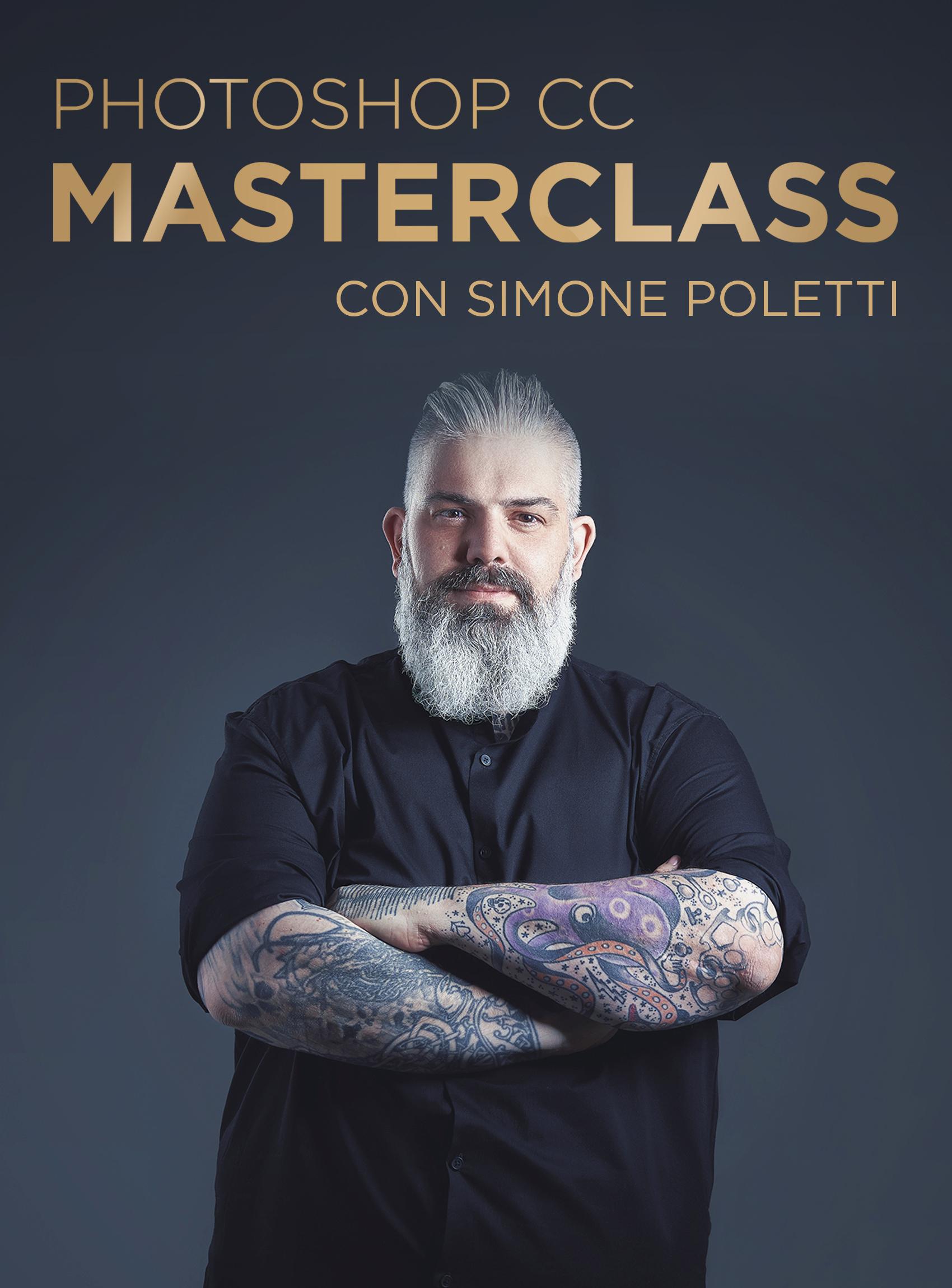 Photoshop CC Masterclass