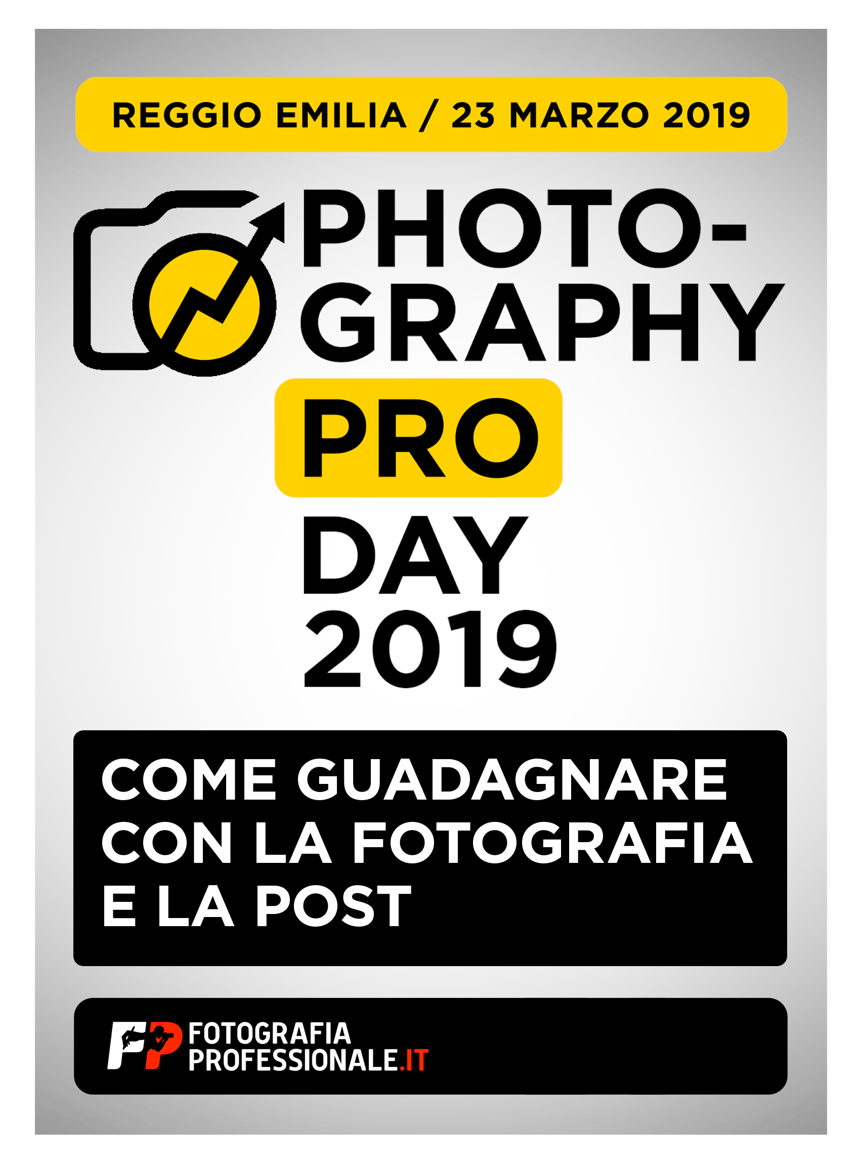 Photography PRO Day 2019