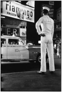Times Square, New York 1950, Elliott Erwitt