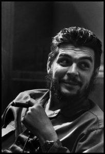 Elliott Erwitt, Che Guevara, Havana, 1964