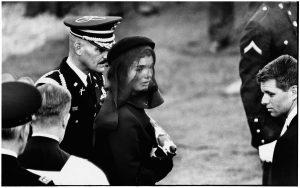 Jackie Kennedy, Elliott Erwitt