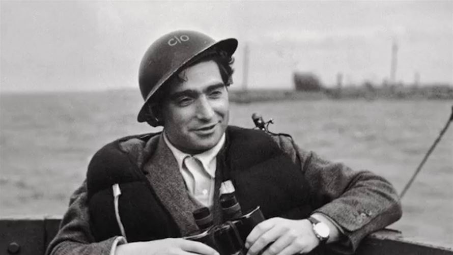Robert Capa, una vita tra proiettili e rullini