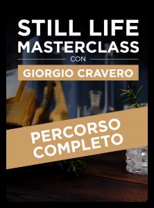 Still Life Masterclass con Giorgio Cravero