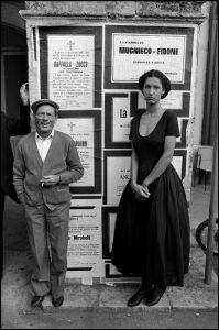 Ferdinando Scianna, Spot per Dolce&Gabbana 1987