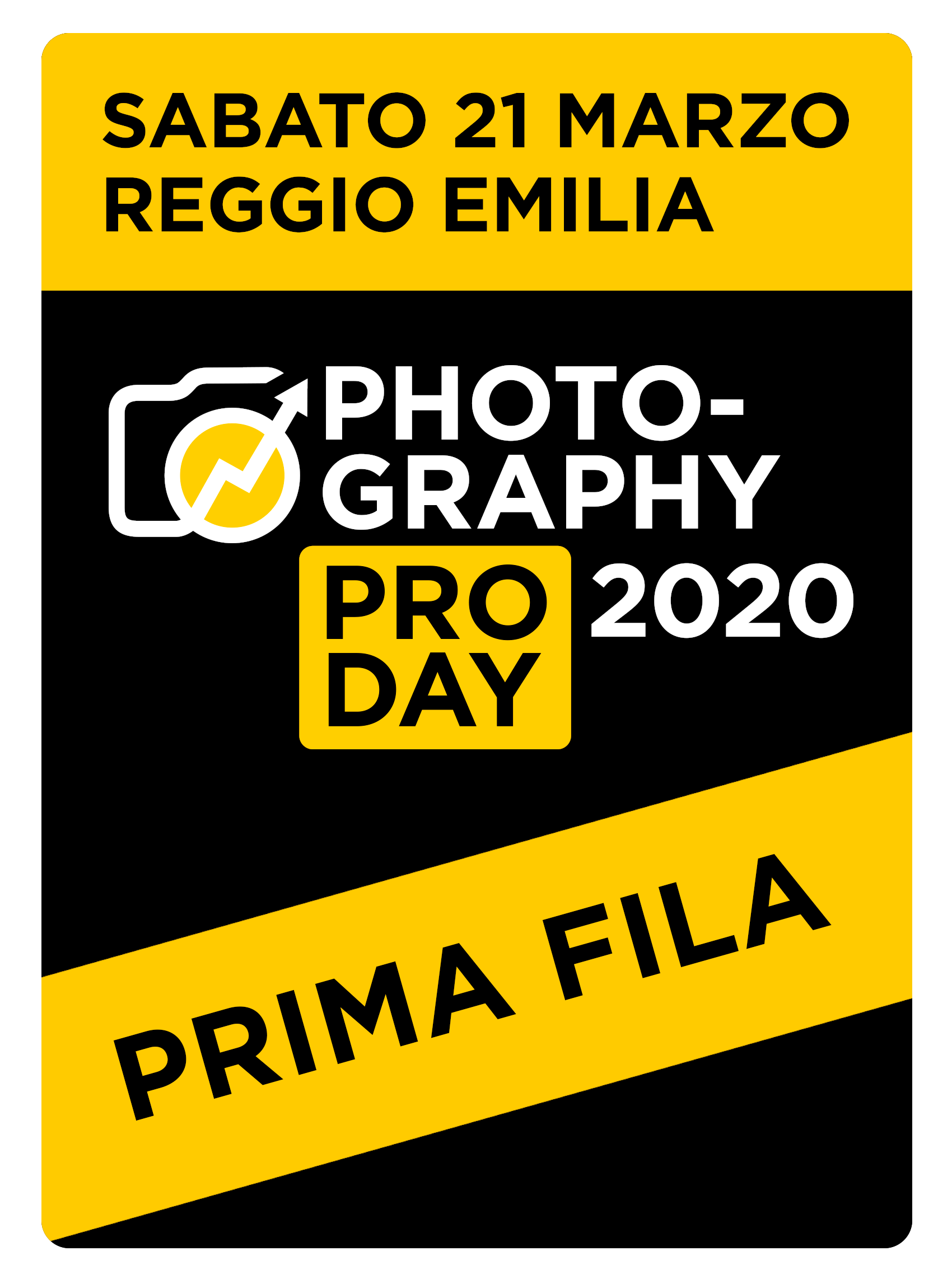 Photography PRO Day 2020 - Prima Fila