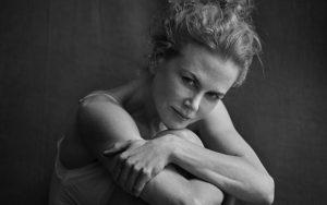Nicole Kidman, Calendario Pirelli 2017, Fotografia di Peter Lindbergh