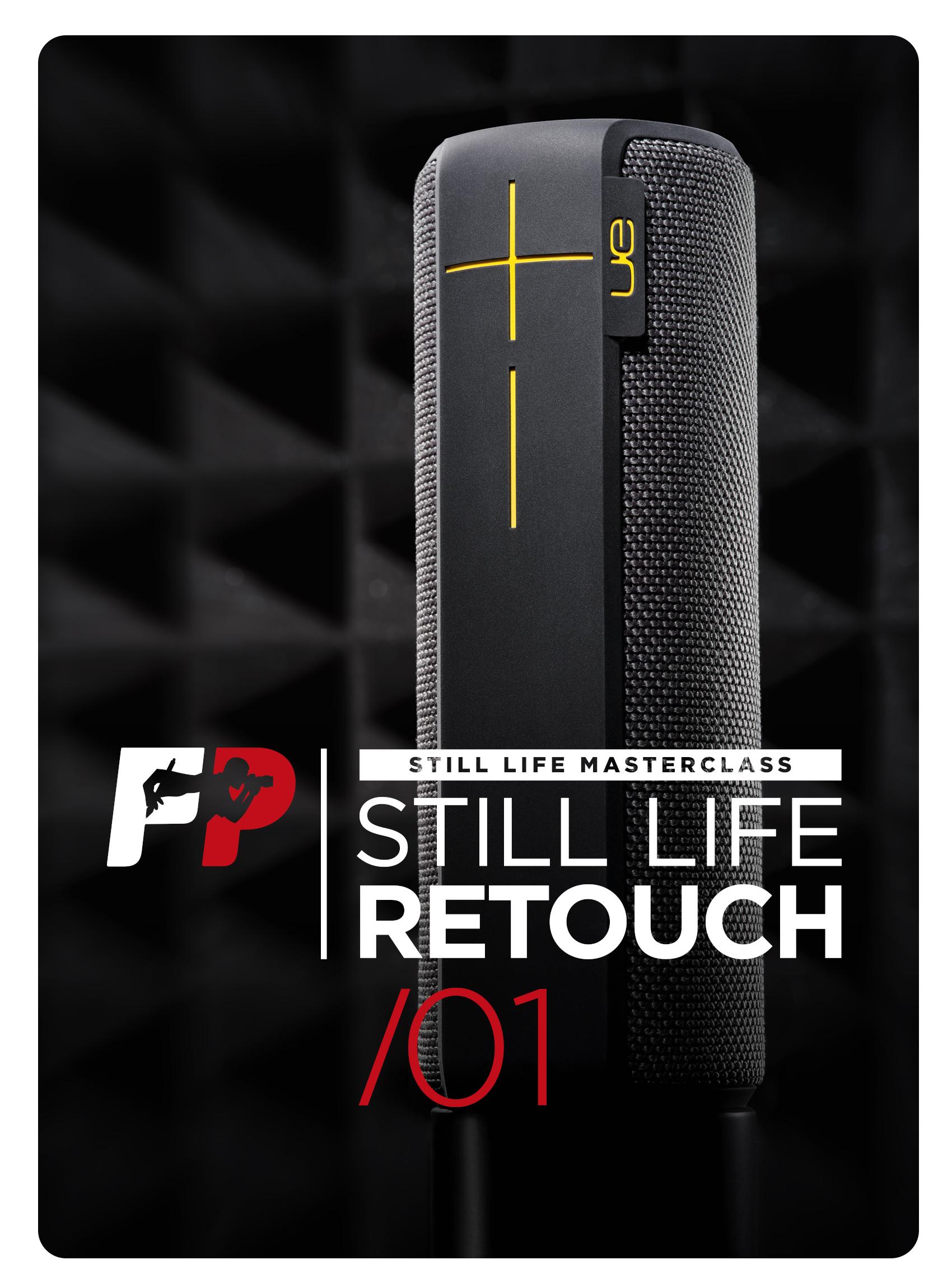 Still Life Retouch LEVEL 01